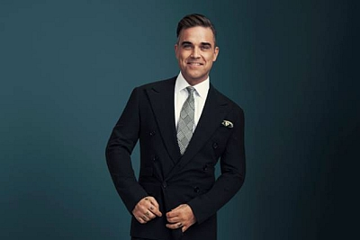 Robbie Williams beglückt seine Fans mit einem Weihnachts-Album. (c) Sony Music