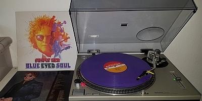Blue Eyed Soul von Simply Red. (c) Der Vinylist