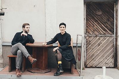 Ina Regen und Josh. (c) Gerd-Schneider