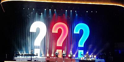 Die Drei ??? in der Festhalle Frankfurt. (c) Der Vinylist