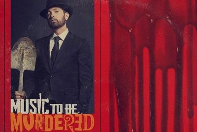 Eminem veröffentlicht MUSIC TO BE MURDERED. (c) Universal Music