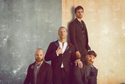 Coldplay (c) Warner Media