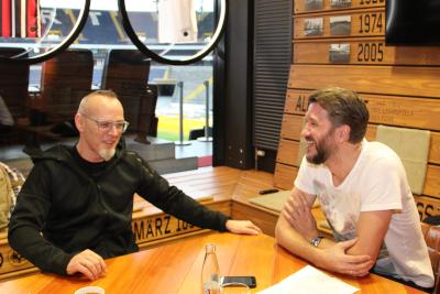 Thomas D im Interview. (c) Der Vinylist