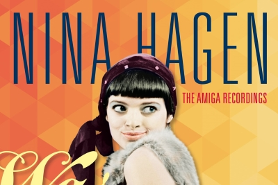 Nina Hagen - Was denn - Cover. (c) Sony Music