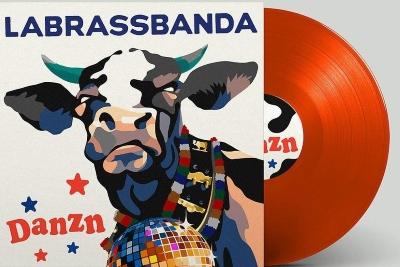 Neues Vinyl von LABRASSBANDA. (c) Polydor