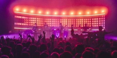Von Wegen Lisbeth in der Berliner Columbiahalle ©Nils Lucas