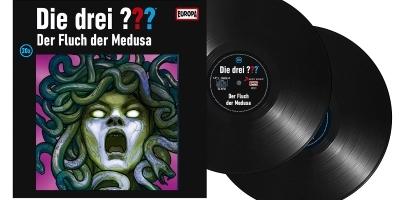 Die Drei Fragezeichen ??? Der Fluch der Medusa. (Montage) Der Vinylist