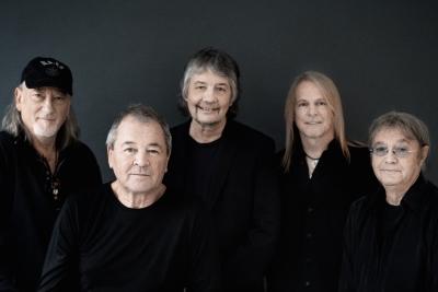WHOOSH! heißt das neue Album von Deep Purple. (c) Jim Rakete
