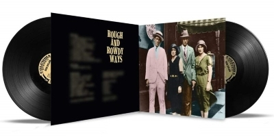 Rough and Rowdy Ways von Bob DYLAN. (c) Sony Music