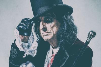 Neue Musik von Alice Cooper. (c) Rob Fenn
