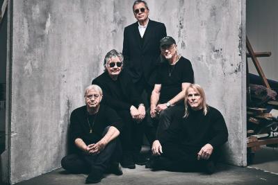 Deep Purple veröffentlichen MAN ALIVE. (c) Ben Wolf