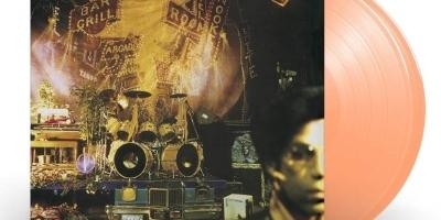 Neuauflage als farbige Vinyl - Sign O`The Times. (c) Warner Music