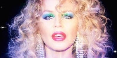 KYLIE Minogue präsentiert sich als Disco-Queen. (c) Warner Music