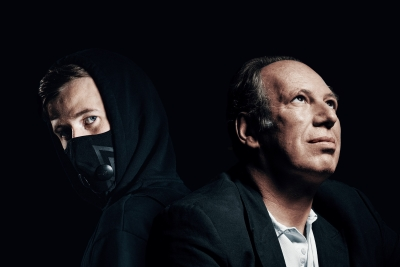 Hans Zimmer und AlanWalker (c) Hansen, Odiin, Sarmadawy