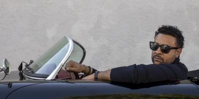 Shaggy fährt neue Musik auf. (c) Universal Music