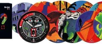 Die Drei Fragezeichen Picture-Vinyl Box 11-20 (c) Europa