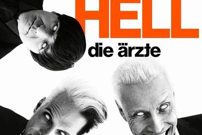 HELL - Das neue Album von Die Ärzte. (c) Universal Musik