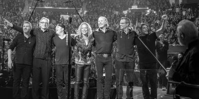 Metallica im Chase Center in San Francisco. (c) Brett Muray