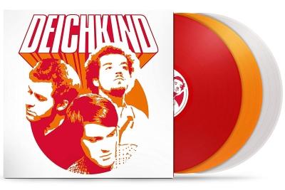 Deichkind - Neuauflage. (c) Warner Music