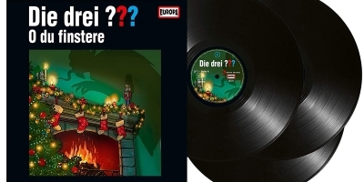 Die Drei Fragezeichen ??? - O Du Finstere (c) Sony Music