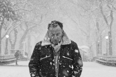 Neuer Springsteen-Song GHOST. (c) Danny Clinch