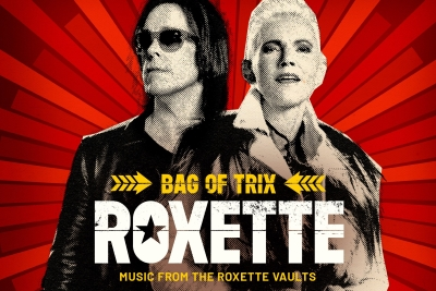 Unveröffentlichte Aufnahmen von ROXETTE. (c) Warner Music
