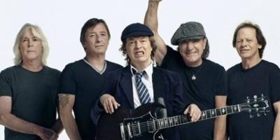 POWER UP heißt das neue Album von AC/DC. (c) Sony Music