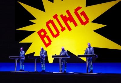 Kraftwerk (c) Peter Boettcher