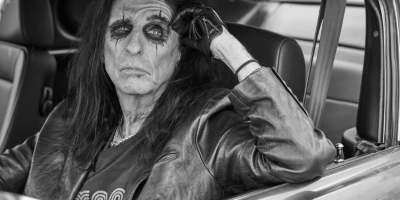 Alice Cooper erzählt Detroit Stories. (c) Jenny Risher