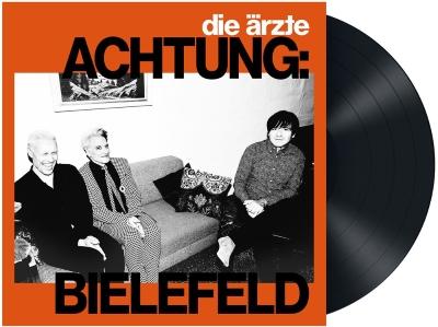 Die Ärzte - ACHTUNG: Bielefeld (c) Universal Music