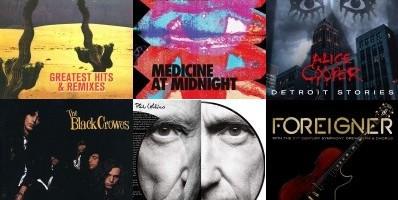 Vinyl Highlights im Februar 2021. (c) Der Vinylist