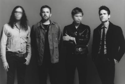 Kings of Leon präsentieren neues Album. (c) Sony Music
