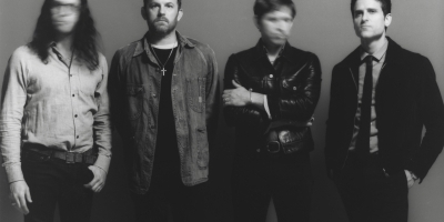 Kings of Leon präsentieren neues Album. (c) Sony Music