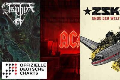 Die Vinyl-Charts im Februar 2021. (c) Der Vinylist