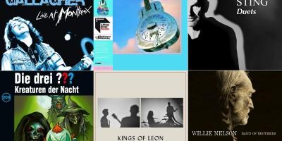 Vinyl Highlights im März. (c) Der Vinylist