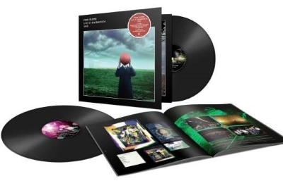 Pink Floyd Live at Knebworth 1990(c) Parlophone