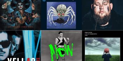 Vinyl Highlights im April. (c) Der Vinylist