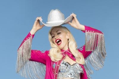 Arbeitet Gwen STEFANI an einem neuen Album? (c) Universal Music