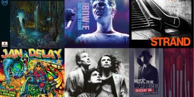 Vinyl Highlights im Mai. (c) Der Vinylist