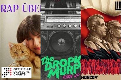 Die Vinyl-Charts im Juni 2021. (c) Der Vinylist