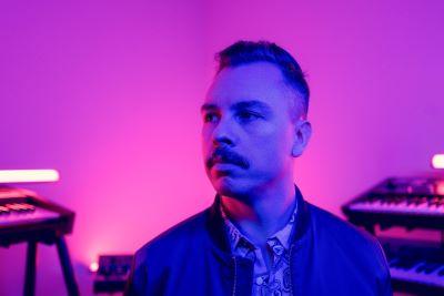 Purple Disco Machine kündigt sein 2. Album an.(c) Dennis Dirksen