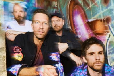 Coldplay veröffentlichen Album MUSIC OF THE SPHERES. (c) Warner Music