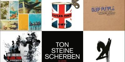 Vinyl Highlights im August. (c) Der Vinylist