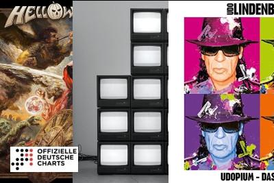 Die Vinyl-Charts im Juli 2021. (c) Der Vinylist