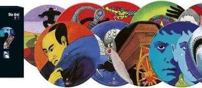Die Drei Fragezeichen Picture-Vinyl Box 21-30 (c) Europa