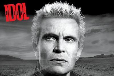 Billy Idol veröffentlicht mit THE ROADSIDE neue Musik. (c) Warner Music