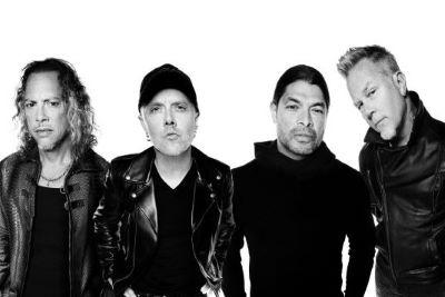 Metallica 2021. (c) Universal Music