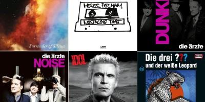 Vinyl Highlights im September. (c) Der Vinylist