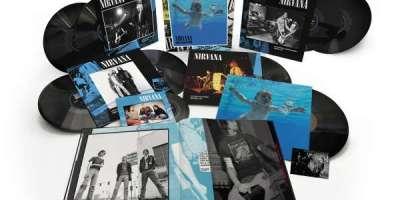 Nirvanas NEVERMIND als 8fach Vinyl. (c) Universal Music