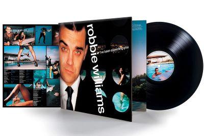 Soloalben von Robbie Williams erstmals als Vinyl. (c) Universal Music
